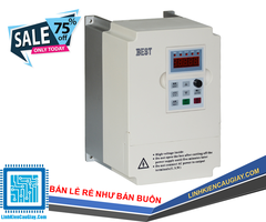 Biến tần Best công suất 1.KW, 2.2KW, 3KW, 4KW (1 pha 220v)