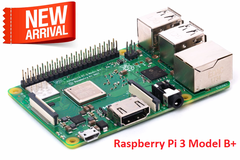 Máy Tính Raspberry Pi 3 Model B+ (Made In UK/Japan)