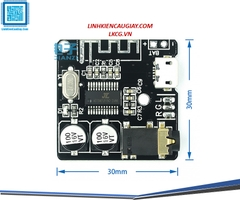 Module giải mã MP3 Bluetooth 5.0 Jack 3.5mm
