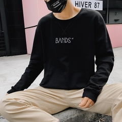 Sweater chữ BANDS