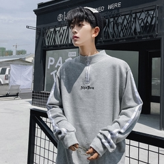 Sweater thêu chữ Shadow