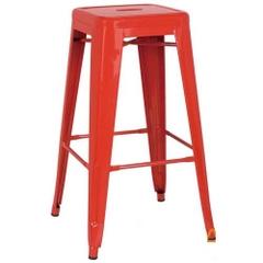 Ghế bar tolix chân cao – Mã: B305