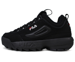 FILA Heritage Disruptor 2 All Black