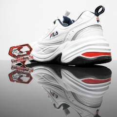 FILA Piecewise White/Navy