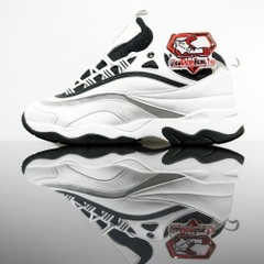 FILA Ray White/Black