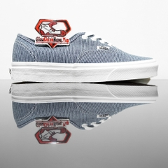 VANS Authentic (Jersey) Blue/True White