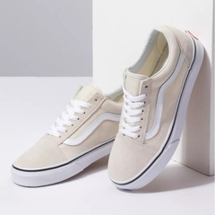 VANS OLD SKOOL BIRCH TRUE WHITE