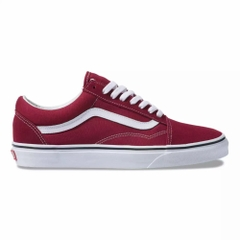 VANS OLD SKOOL RUMBA RED OFF WHITE