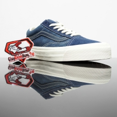 VANS Vault OG Old Skool LX  (Suede Canvas) Checkerboard
