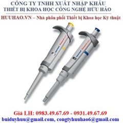 Bộ MicroPipette Eppendorf chuyên dụng Research plus