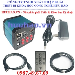 Camera kính hiển vi HDMI full HD 14MP