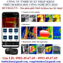 Camera ảnh nhiệt Iphone Android HT-101