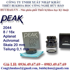 Kính lúp Peak Model 2044 8X-16X