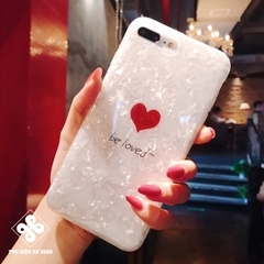 Ốp X&M Design be Love Iphone 6/6s, 6P, 7/8, 7P/8P