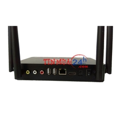 Smart Android Tele Box X5 4 Râu
