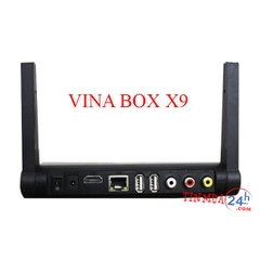 Android TV VinaBox X9 Cao Cấp