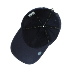 FB012 FL BIG-Washing ballcap Navy