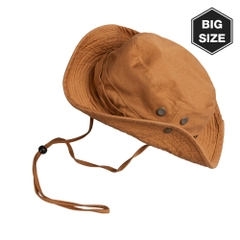 FB049 FL BIG-Washing Jungle Brown