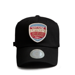 FB081 FL BIG-B VP Ballcap Shield BK