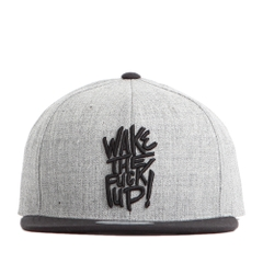 FL031 WakeTheUp grey/black