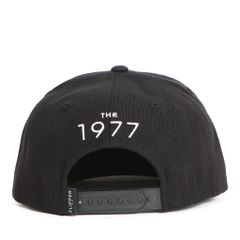 Nón Snapback FLIPPER rectangle FL052 (Đen)