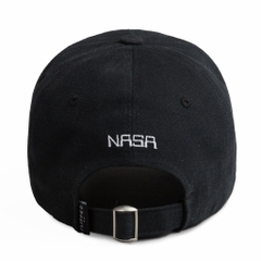 Nón Ballcap FLIPPER NASA canvas FL396 (Đen)