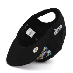 Nón Snapback FLIPPER VW game FL471 (Đen)