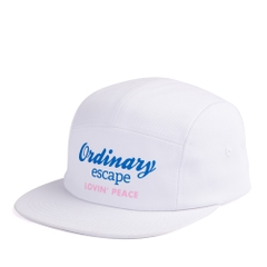 LOPE ORDINARY CAMP CAP WH