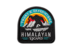 Patch dán ủi FLIPPER HIMALAYAN