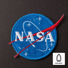 Patch dán ủi FLIPPER NASA