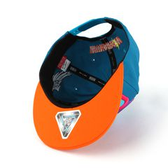 P218 BARDDY/ORANGE VISOR (ADULT)