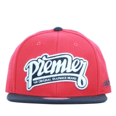 P858 PREMIER ONE LINE / BK,RED