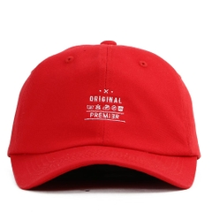 P908 CARElabel ballcap RD