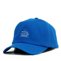 Nón Ballcap PREMI3R CARElabel P909 (Xanh royal)