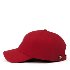 TBC02910 BARBER LOGO RED