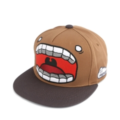 V41 BIGMOUTH/BROWN(KID)