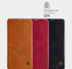 Bao da Nillkin Qin leather case Iphone XS Max