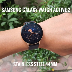 Đồng hồ thông minh Samsung Galaxy Watch Active 2 44mm Stainless Steel Nobox