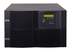 UPS Powercom 10KVA On-Line 1/1 VRT-10K-3U+3U