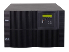 UPS Powercom 6000VA On-Line 1/1 VRT-6000-3U+3U