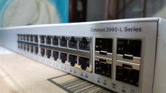 SWITCH CISCO CATALYST WS-C2960L-24TS-AP
