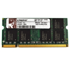 Ram laptop Kingston DDR2 2GB