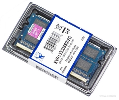 Ram laptop Kingston DDR3 2GB