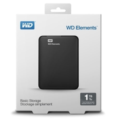 Ổ cứng di động Western Digital Element 1TB