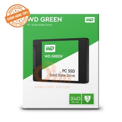 Ổ cứng SSD Western Digital 240GB Green