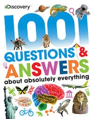 1000 Questions and Answers about Absolutely Everything