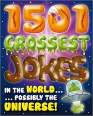 1501 Crossest Jokes in the World Possibly the Universe