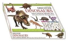 Discover Dinosaurs Educational Model Set