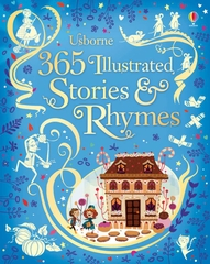 Usborne 365 Illustrated Stories & Rhymes