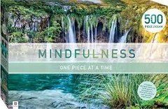 500 Piece Jigsaw Mindfulness one Piece at a Time